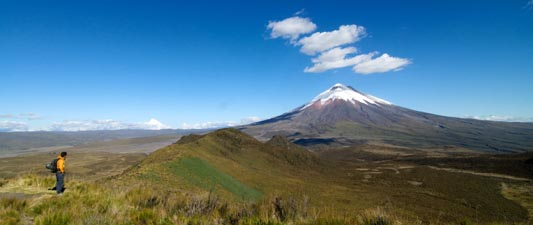 Central Andes & Avenue of the Volcanoes Travel Guide