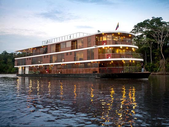 Luxury Amazon Cruise  8 Days  TerraDiversa