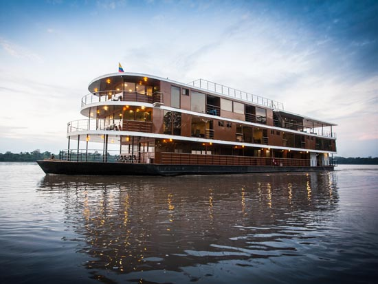 Luxury Amazon Cruise  5 Days  TerraDiversa