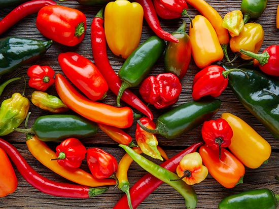 Learning to cook with chilli peppers in Ecuador with an inventive cooking tour.
